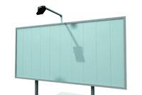 podświetlacz LED do billboardu