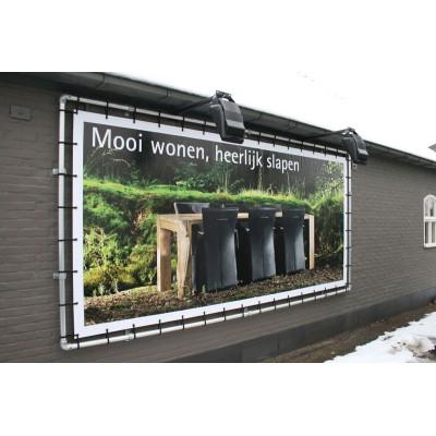 Konstrukcja banerowa 6 m² – 300 x 200 cm