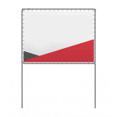 Konstrukcja wolnostojąca 100 cm x 100 cm – 150 cm powyżej poziomu ziemi