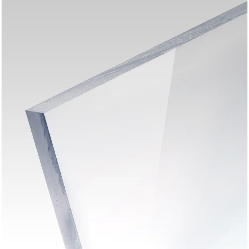 Szyld reklamowy z Plexi / Pleksi 4 mm - 100x80 cm