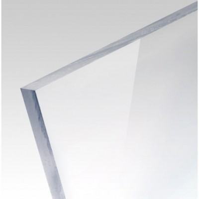 Szyld reklamowy z Plexi / Pleksi 4 mm - 80x60 cm