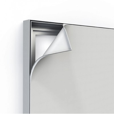 Rama jednostronna LED 50 mm - 200x100 cm