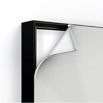 Rama dwustronna LED 100 mm - 200x200 cm